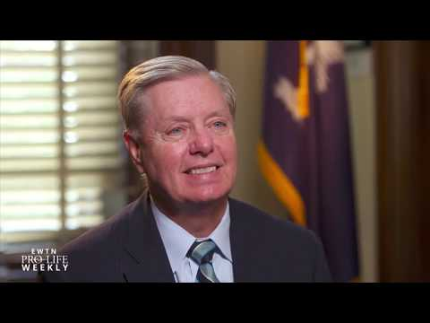 Sen. Lindsey Graham on Working to Pass Pro-Life Legislation