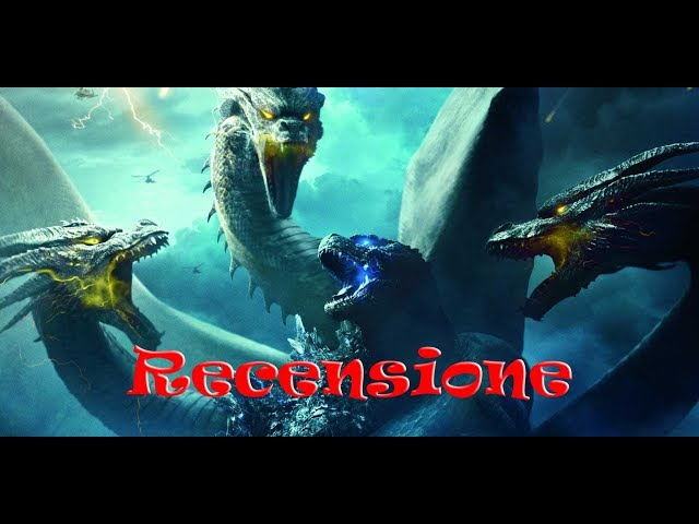 Godzilla II: King of the Monsters - Recensione breve