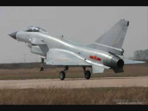 Peoples liberation airforce J-10