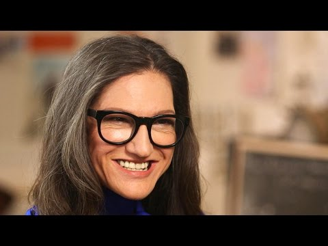 Creative director Jenna Lyons on creating J.Crew's unique look