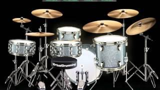 Remember Of Today - Pergi Hilang Dan Lupakan (Drum Cover) Virtual Drumming