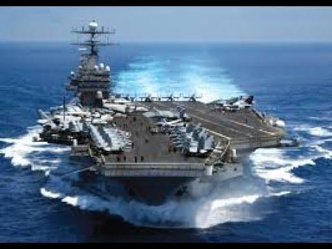 QUATRO porta aviões nucleares POR ANO a menos na US NAVY: o custo da Guerra do Afeganistão