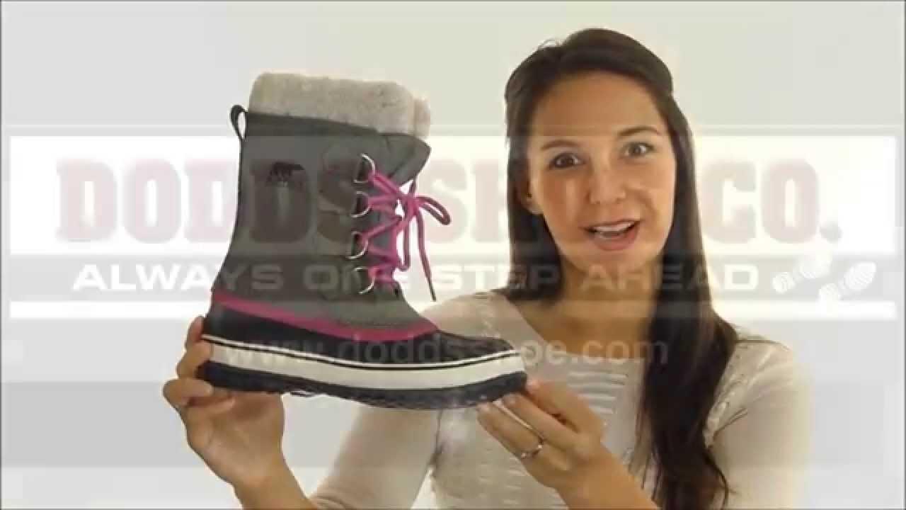 39a15c0c1e5 Sorel Winter Carnival boots - YouTube