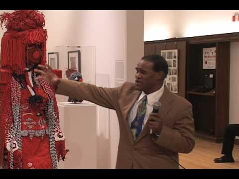 Clark Atlanta Art Galleries.mov