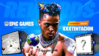 Download Mp3 If XXXTENTACION Got Added Into Fortnite Lobby Music Pack CONCEPTS 3 NEW