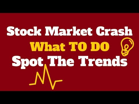 What To Do During a Stock Market Crash: Spot The Trends, Make Smart Decisions!