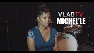 Michel'le Details How She Hooked Up w/ Suge Knight After Dr. Dre Video
