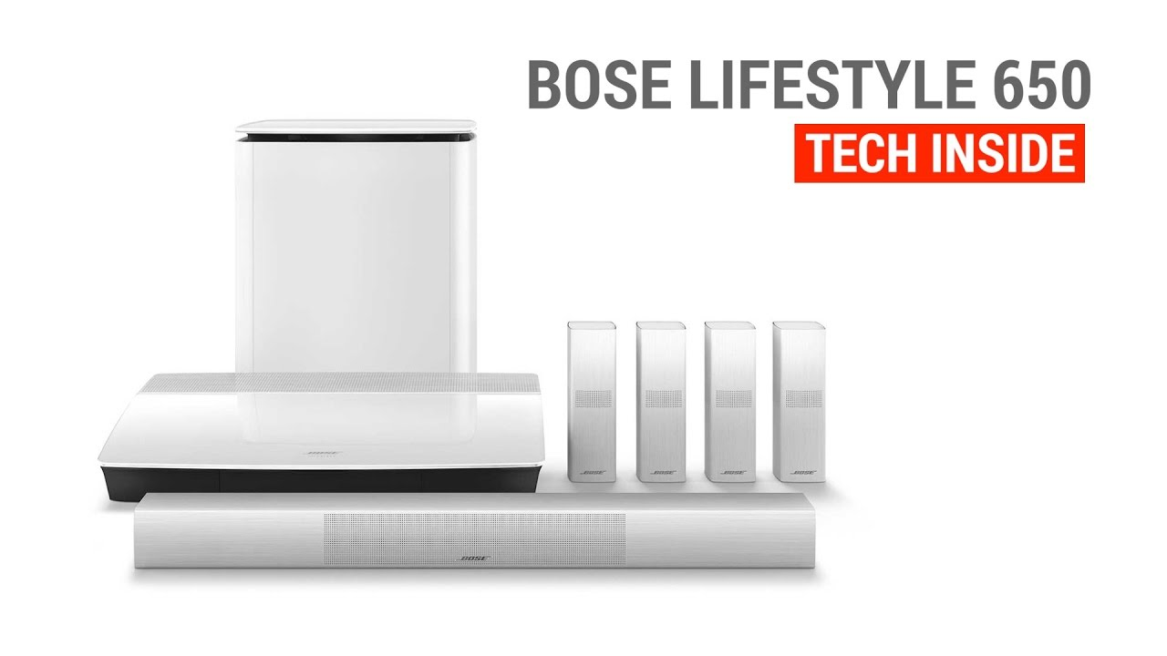 bose lifestyle 650 the tech inside digit in youtube rh youtube com