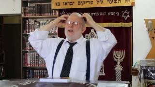Yeshivat Ohr David - Rabbi Neuberger Part 3