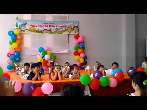 Nhảy Bé yêu biển lắm - Lớp Chồi 2 - MN Bình Thuận
