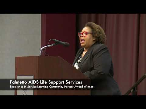 10th Annual Community Partner Breakfast- Palmetto AIDS Life Services
