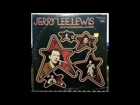 Jerry Lee Lewis Live At The International, Las Vegas