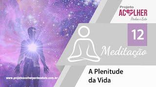 Tema 12 - Meditação A Plenitude da Vida