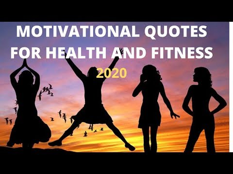Motivational Quotes For Health And Fitness 2020 Youtube