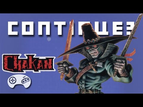 Chakan: The Forever Man (GEN) - Continue?