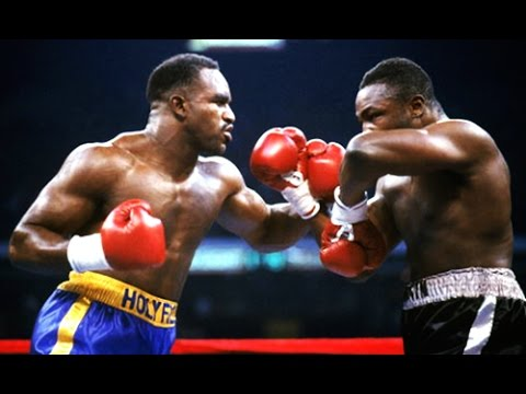 Evander Holyfield vs Bert Cooper - Highlights (Slugfest & KNOCKOUT)