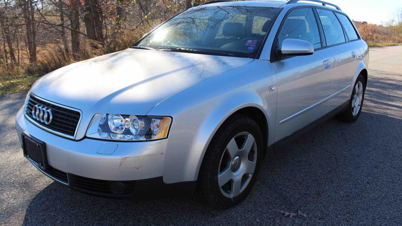 Audi A Wagon YouTube - 2003 audi