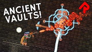 What's new in Starbound 1.2: Ancient Vaults! | Starbound 1.2 preview