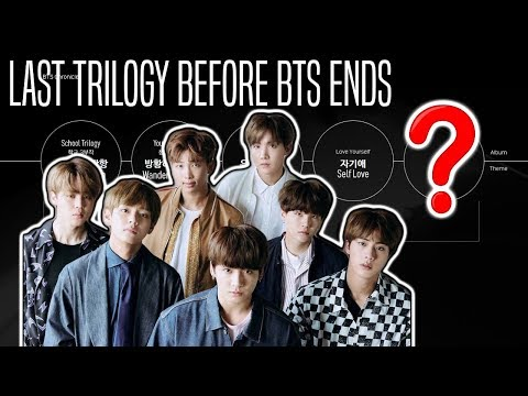 """LAST TRILOGY BEFORE BTS ENDS """"Reflection of Youth"""" 