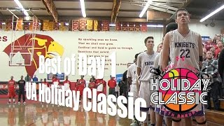 Best of Day 1, Under Armour Holiday Classic at Torrey Pines, 12/26/14