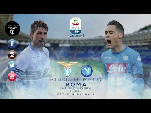 Serie A TIM | Il trailer di Lazio-Napoli