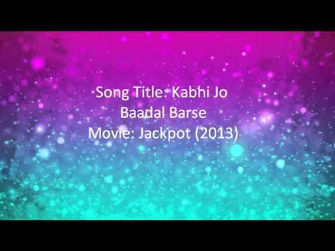 Shreya Ghoshal  Kabhi Jo Baadal Barse (2013)