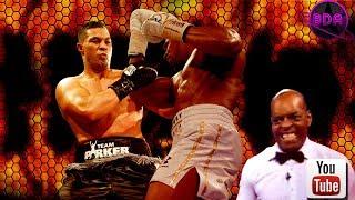 Joseph Parker Fight Analysis