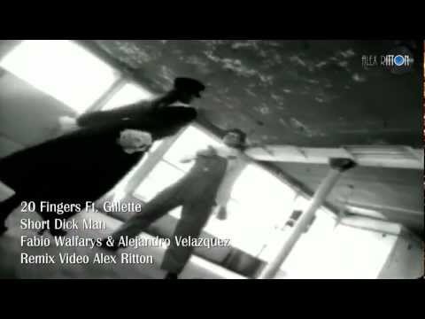 20 FINGERS FEAT. GILLETTE - Short Dick Man ( VJAR & Fabio Walfarys & Alejandro Velazquez remix)