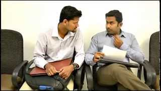 THAT WAS A GOOD INTERVIEW - Tamil Short Film(Comedy)
