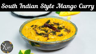 South Indian Style Mango Curry