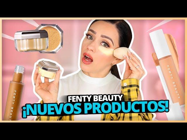 CORRECTORES Y POLVOS MAGICOS DE FENTY: PONIENDO A PRUEBA SUS NUEVOS PRODUCTOS!
