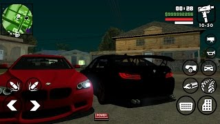 GTA San Andreas android bmw m5
