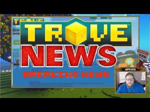 TROVE's BREAKING NEWS SHOW ► Gamigo Buys Trion World!
