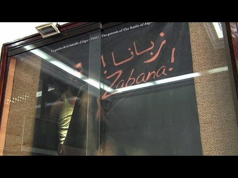 """Algérie: """"Zabana"""" un """"film procès"""" sur le colonialisme français"""