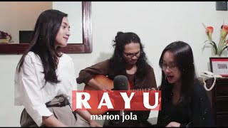 Gambar cover RAYU - Marion Jola (Cover) Sekar X Gizka
