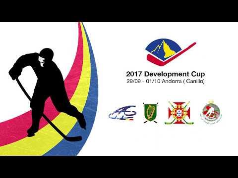 IRELAND-MOROCCO DevelopmentCup 2017