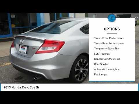 2013 Honda Civic Cpe I7692