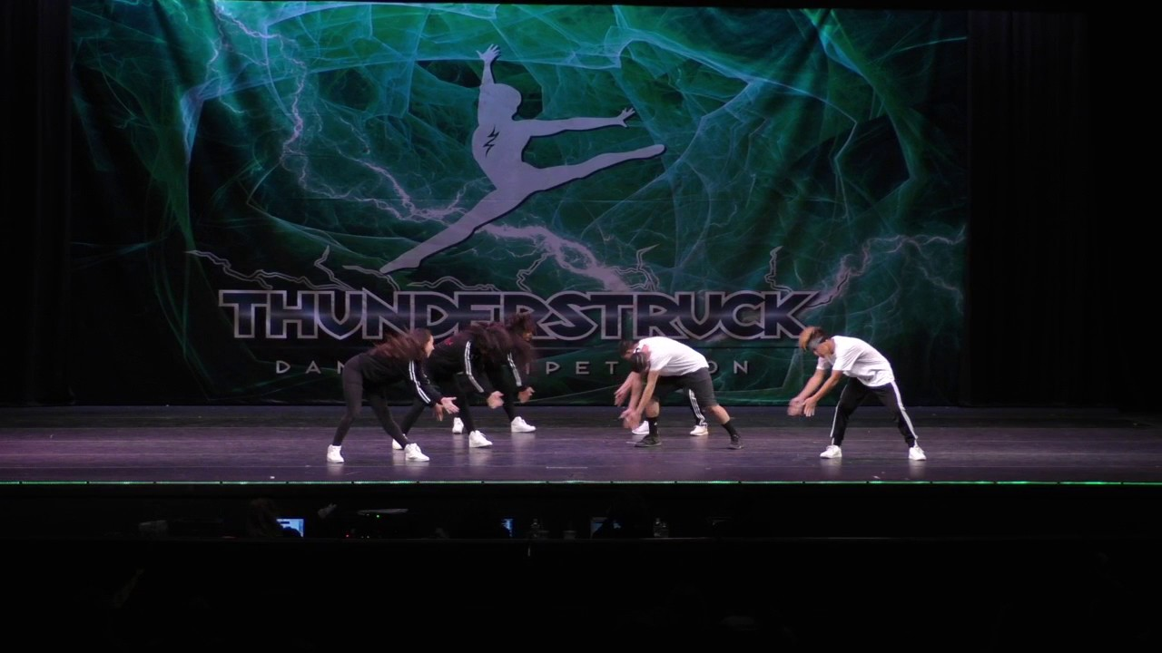 Thunderstruck Competition | NCA Dance Studio | March 12 ...