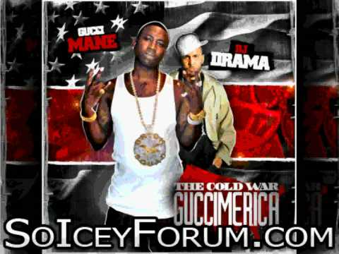 Gucci Mane Ft Dj Drama, Drake, Killer Mike - Cold War Gucciamerica - Street Cred