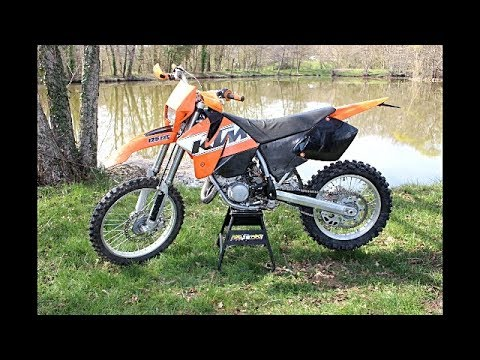 Restauration KTM 125 EXC 2000 LE FINAL Scummybraap518