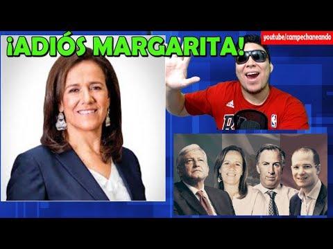 De último Minuto Margarita Zavala RENUNCIA - Campechaneando