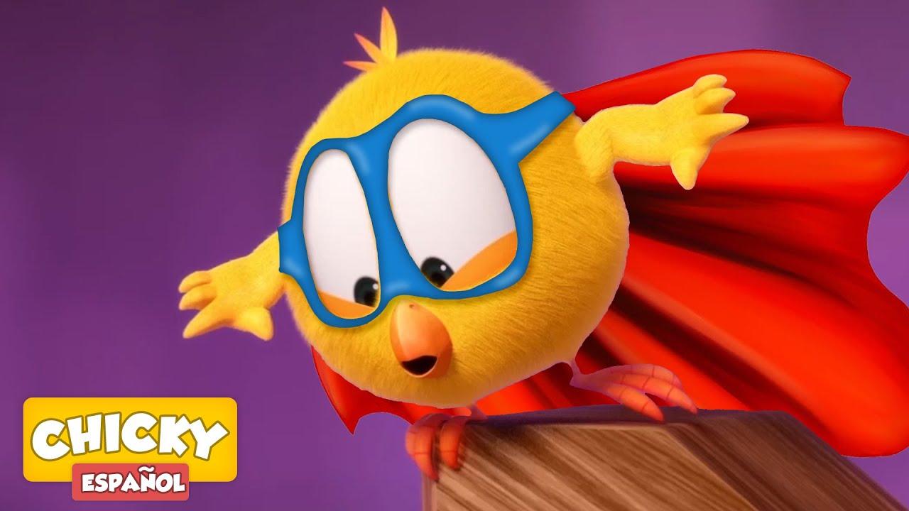 Download ¿Dónde está Chicky? 2020 | CHICKY EL SUPERHÉROE | Dibujos Animados Para Niños
