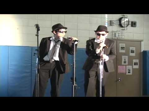 8th Grade Blues Brothers