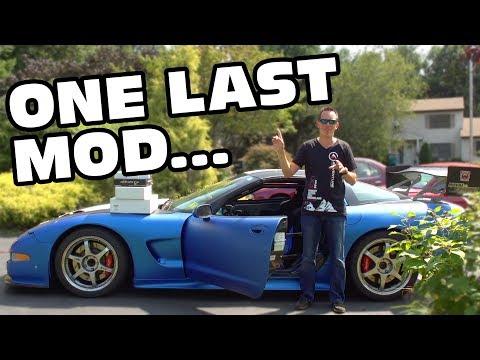 The Final Mod on My Corvette
