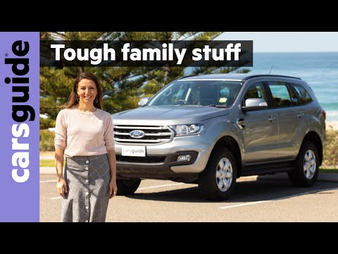 Ford Everest 2020 review: Ambiente RWD