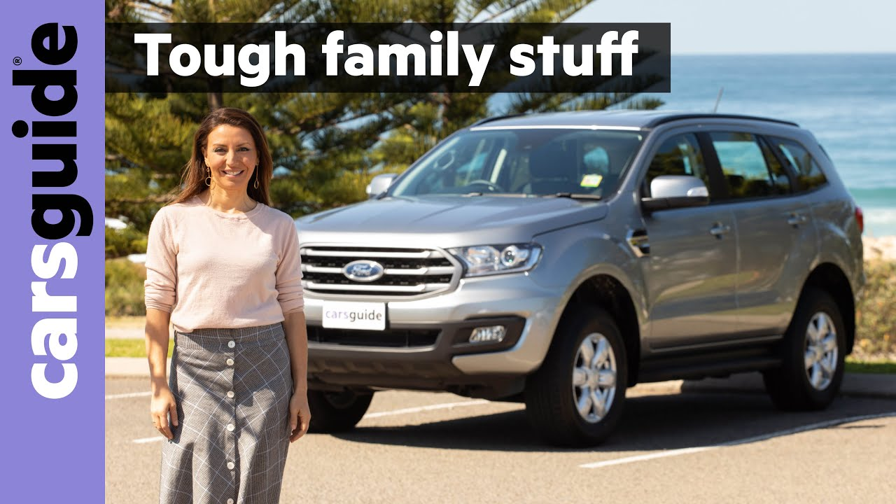 Ford Everest 2020 Review Ambiente Rwd Youtube
