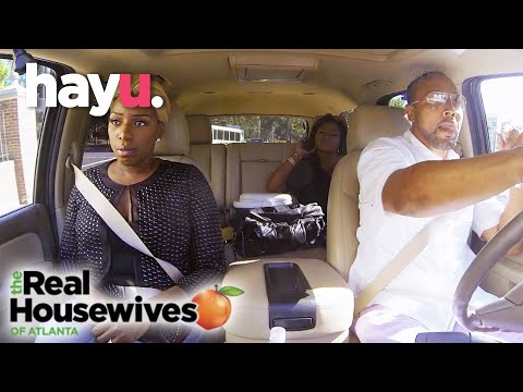 Unseen Footage - Car Journey In Athens | The Real Housewives of Atlanta
