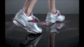 Reebok Easytone Toning Shoes Intro