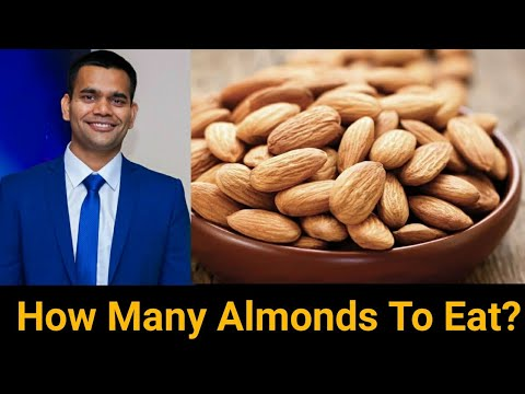 Exactly How Many Almonds You Should Eat Per Day