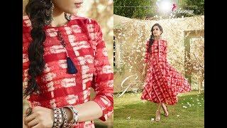 Latest Trendy Kurtis Collection 2017 || Trendy Kurtis || Asoniya-Aadhira-1001-1006-Series